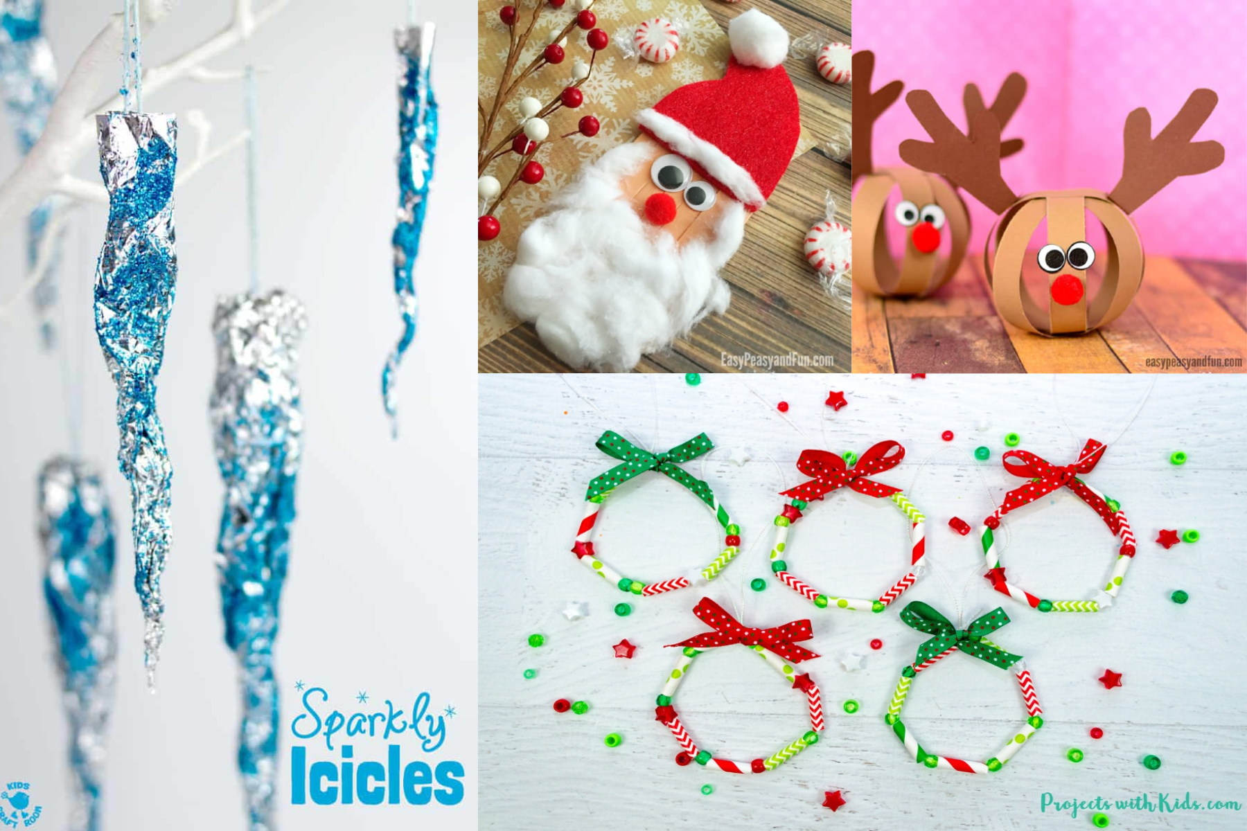 Awesome Christmas Craft Ideas For Kids - The Clever Side